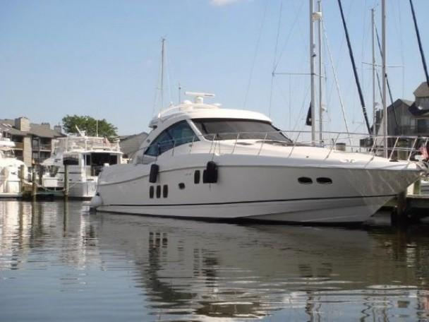 60 Sea Ray 60 Sundancer 2008