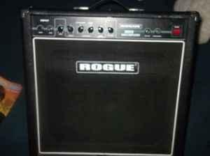 60 Watt Bass Amp