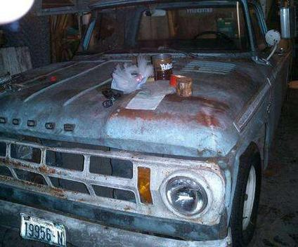 $600 1968 Dodge D-100, mostly still orignal