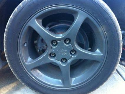$600 Corvette C5 Wheels and Tires for Sale or Trade Denver