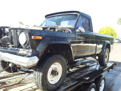 OBO part or all 1978 amc jeep j10 j20 4x4 truck for Sale ...