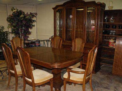 thomasville dining room set for sale in crystal city