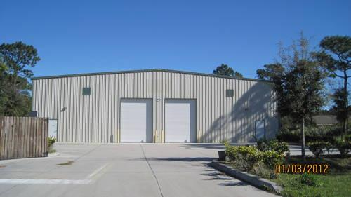 6000 sq ft steel building florida owner financing down