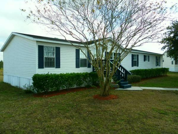$60000 / 3br - 2100ft² - Nice Double Wide Mobile Home Price Cut