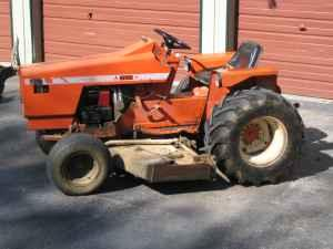 616 allis chalmers - $3500 (Huntingburg In)