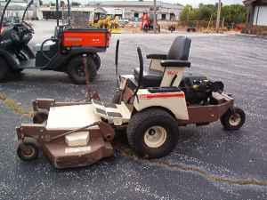618 Grasshopper mower w 48 deck - $3950 (springfield mo)