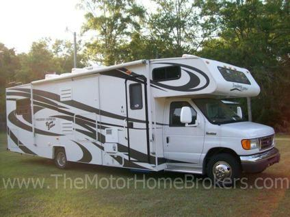 $62,500 2008 Coachmen 32' w/2 Slides + Gear