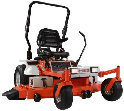 62 in. Zero Turn Commercial Mower, 31 HP