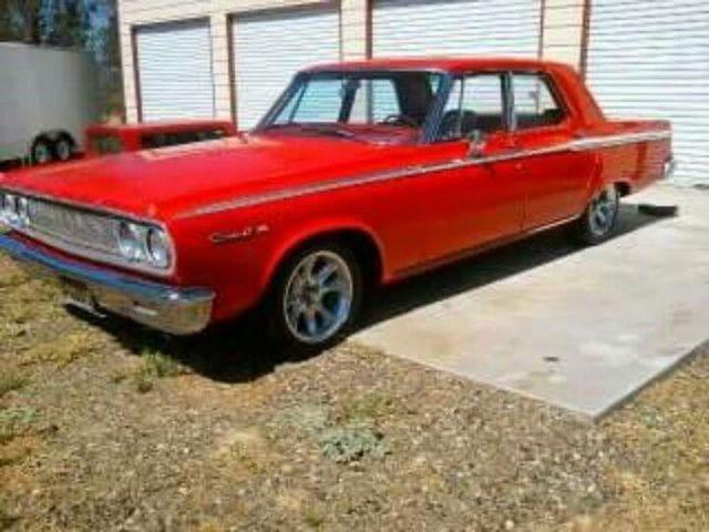 Auto Parts For Sale Redding California: 64 Dodge Coronet For Sale In Redding, California