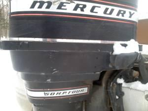 65 And 50 Hp Mercury Outboard Boat Motor Cassadaga Ny