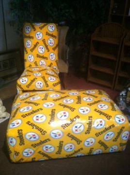 Pittsburgh Steelers Chair And