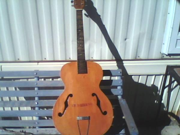 65 kay arch top project guitar guitars for sale in derby ks 5143953410 classifieds on. Black Bedroom Furniture Sets. Home Design Ideas