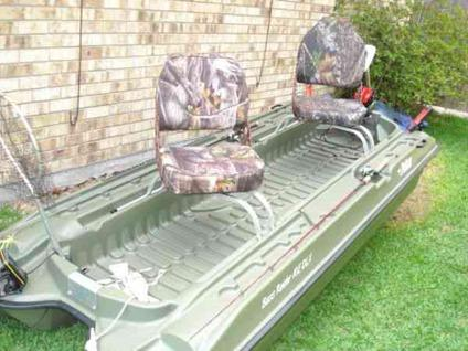 Pelican Bass Raider 10e Deluxe For Sale In New Orleans