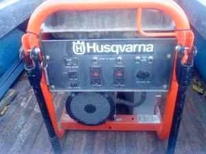 6500 Watt Husqvarna Generator Smith Center KS for