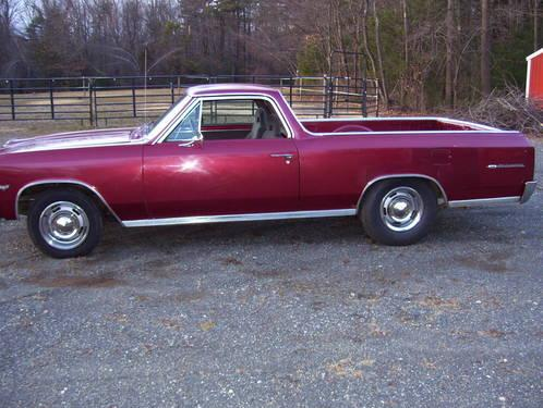 66 el camino for sale in easthampton massachusetts classified. Black Bedroom Furniture Sets. Home Design Ideas