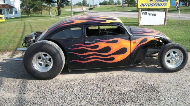 67 vw beetle rat rod w 2276 stroker for sale in bryan ohio classified. Black Bedroom Furniture Sets. Home Design Ideas