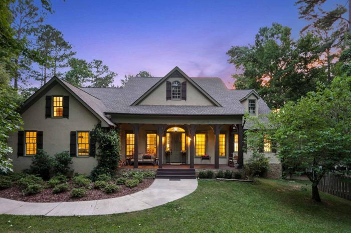 68 Acre Private Estate in Chattahoochee Hills
