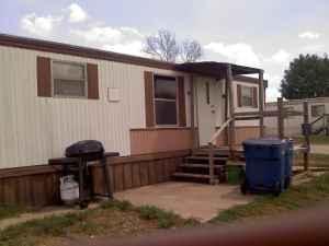 2br reduced 2 bedroom 1 bath trailer for sale
