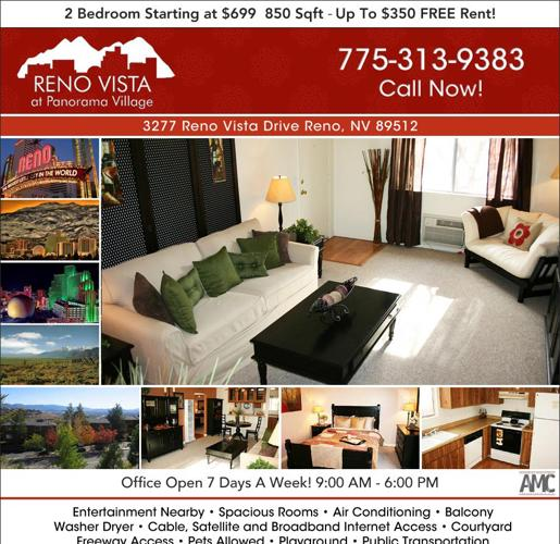 Reno Apartments For Rent: Affordable Luxury You'll
