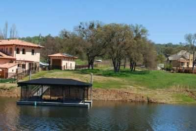 - $699000 Lakefront easy to build on lot with dock &