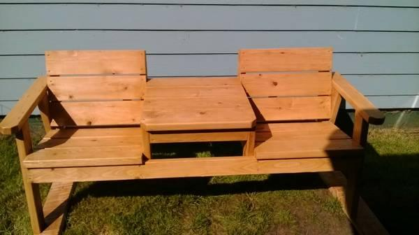 Ft Picnic Tables And Side By Side Benchtable For Sale In - Long picnic table for sale