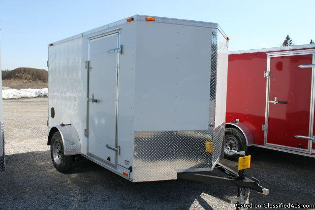 Cargo Trailers For Sale Traverse City Michigan