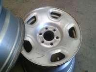 6x135 17 Inch Ford Stock Steel Wheels