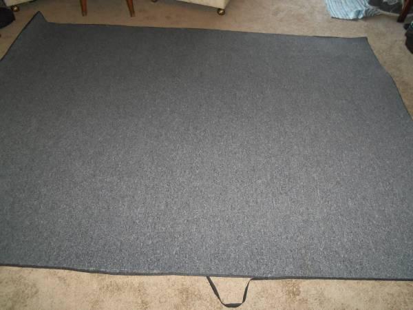 6x8 Grey Area Rug Commercial Grade