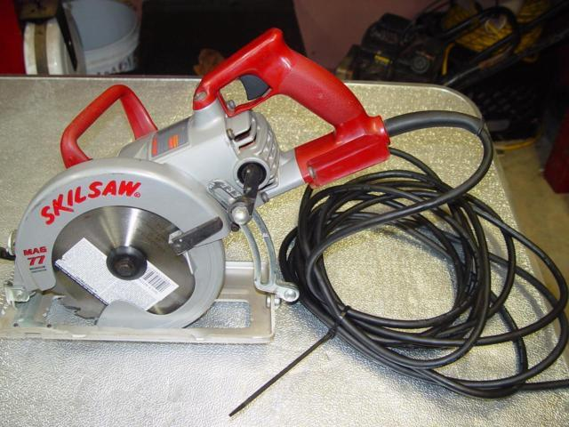 7 1 4 Quot Heavy Duty Skilsaw Mag 77 Model Hd77m For Sale In