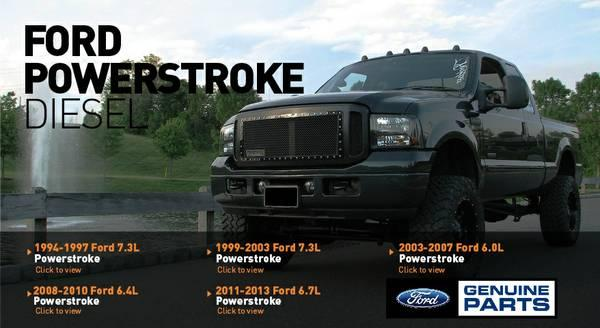 6.7 Powerstroke Injectors >> 7.3 6.0 6.4 6.7 Ford Powerstroke Parts for Sale in Xenia ...