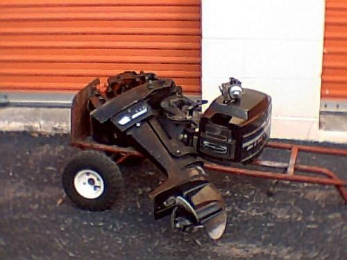 7 5, 9 8 hp Mercury -tiller,cdi,electric start,lower unit