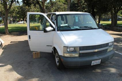 chevy astro camper cargo van for sale in miami florida classified. Black Bedroom Furniture Sets. Home Design Ideas