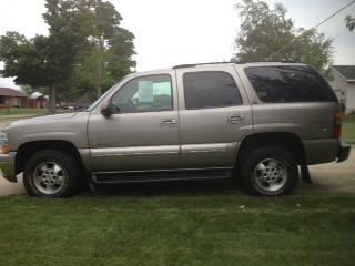 2003 chevy tahoe lt loaded for sale in zeeland michigan classified. Black Bedroom Furniture Sets. Home Design Ideas