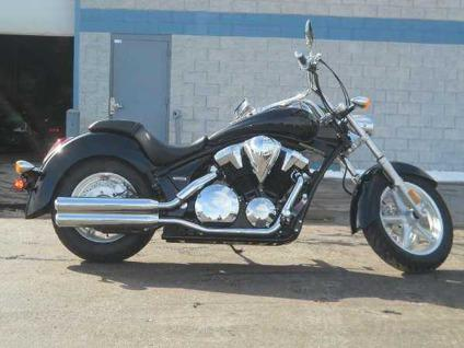 2010 honda stateline vt1300cr for sale in big bend wisconsin