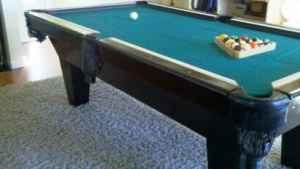 Connelly Pool Table NW Tucson For Sale In Tucson Arizona - Connelly billiard table