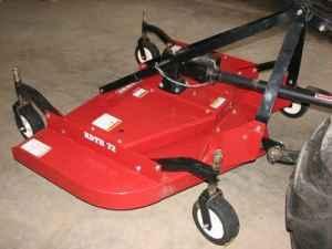 7' Finish Mower (Bush Hog-RDTH72) - $2000 (N of Stw)