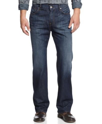 7 For All Mankind Austyn Relaxed Straight-Leg Jeans,