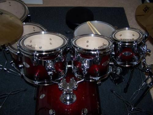 Tama 9 Piece Drum Set Classifieds