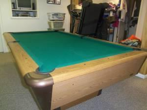 Pool Table Brunswick For Sale In Michigan Classifieds U0026 Buy And Sell In  Michigan   Americanlisted