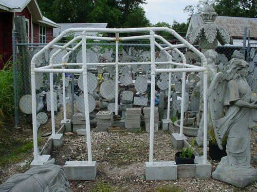 7 x 10 raised garden bed greenhouse frame for sale in - Cheap raised garden beds for sale ...