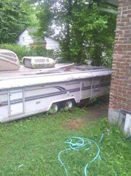 1996 Jayco 1406 Pop Up Camper Dual Axle For Sale In