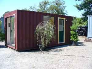 1br Portable Building Home Bedroom Office Studio