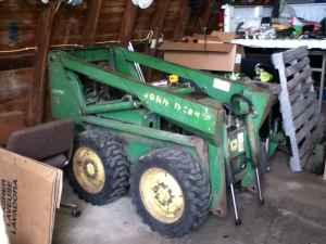 70 John Deere Skid Steer/Loader (waseca, mn) in Mankato, Minnesota ...