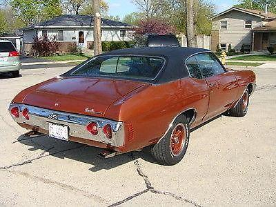 71 Chevelle SS with 502 Big Block Engine / 535 HP 600Lbs Torque
