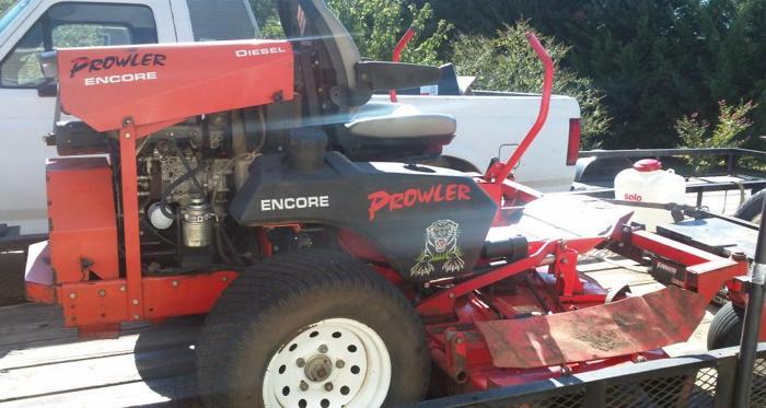 72 Quot Encore Prowler Trailer Amp Parts Pendleton Sc