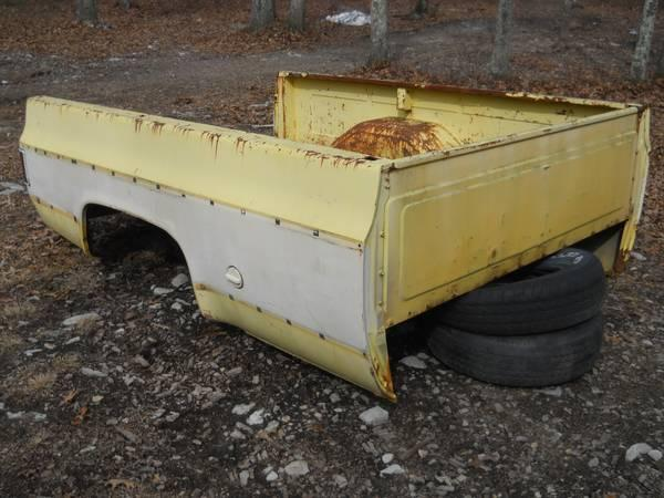 Chevy Gmc Truck Beds For Sale