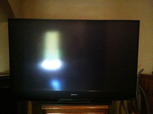 73 Inch Flat Screen Mitsubishi Tv   $800 (Waco, Texas )