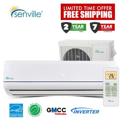 $749.99, 2014 Mini Split Air Conditioners With Heat