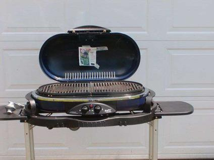 $75 Coleman grill portable camping