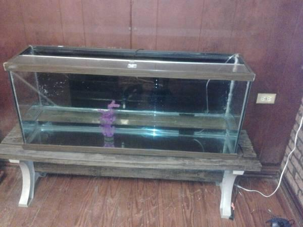 75 gallon fish tank top aquarlum serles - $150